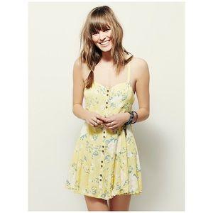 Free People FP X Jenai Mini Dress